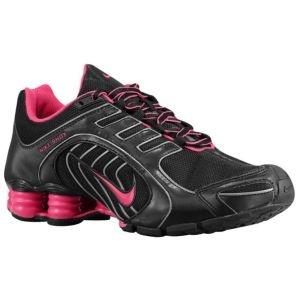 Nike Shox Navina SI - Women\u0027s - Wolf Grey/Black/Fireberry/Anthracite