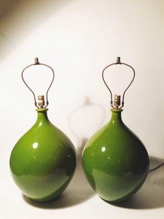 Pair of Lamps $160