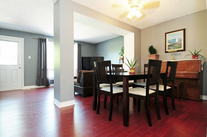**HOT NEW LISTING**152 Teal Cr!!!Plenty of updates in this 3 bed, 1.5 bath townhouse in Chatelaine Village. Large updated kitchen with new counters, cupboards and stainless steel appliances.Visit www.JohnDonovanProperties.com or 152teal.com