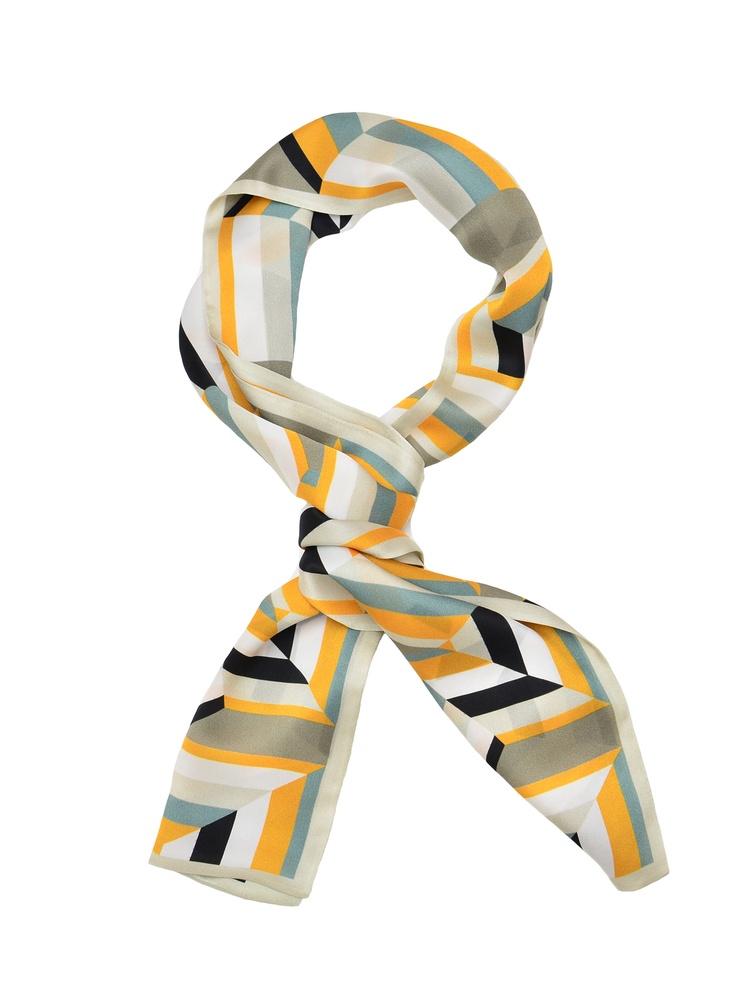 DecoStripes scarf  www.ciprian-vrabie.com