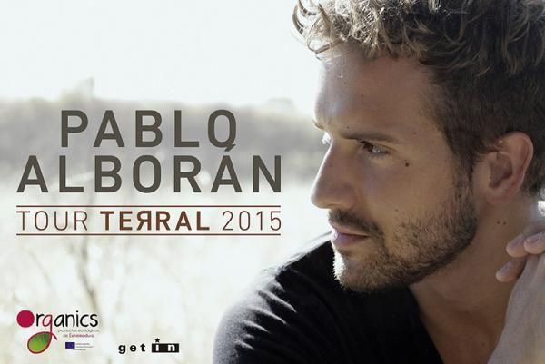 Pablo Alborán en Pontevedra, Viernes, 11 de Septiembre de 2015 a las 20:30 h  ticketea.com