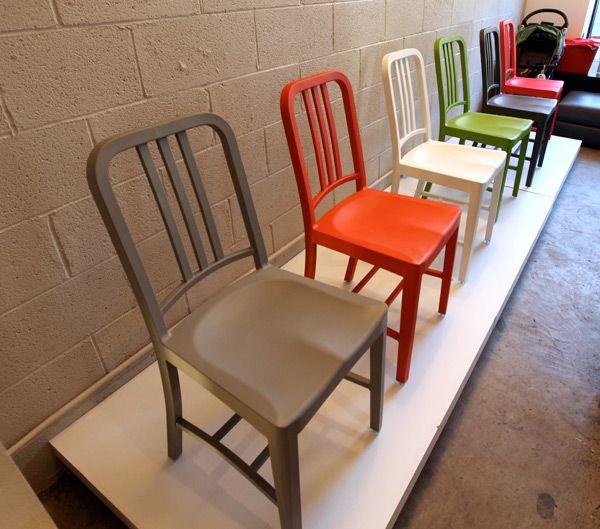 Emeco 111 Navy Chair