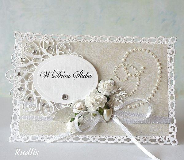 wedding card spellbinders dies