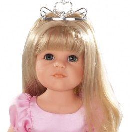 Panenka Hannah jako princezna