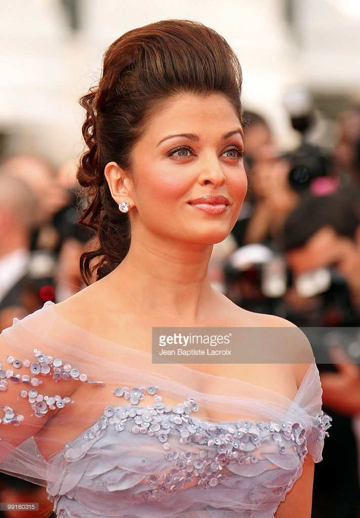 Aishwarya Rai Bachchan attends the Opening Night Premiere of 'Robin Hood' at the Palais des Festivals during the 63rd Annual International Cannes Film Festival on May 12, 2010 in Cannes, France.