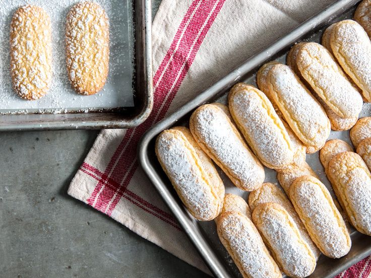 How to Make Ladyfingers the Fast, Easy Way