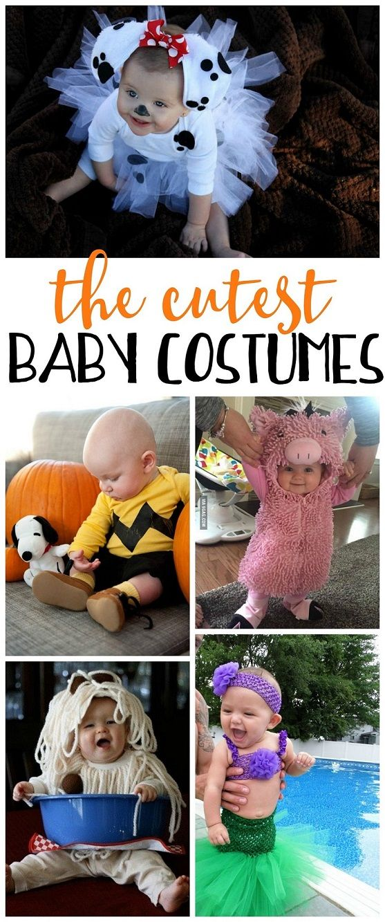 the cutest baby halloween costumes - Diy Halloween Baby Costumes