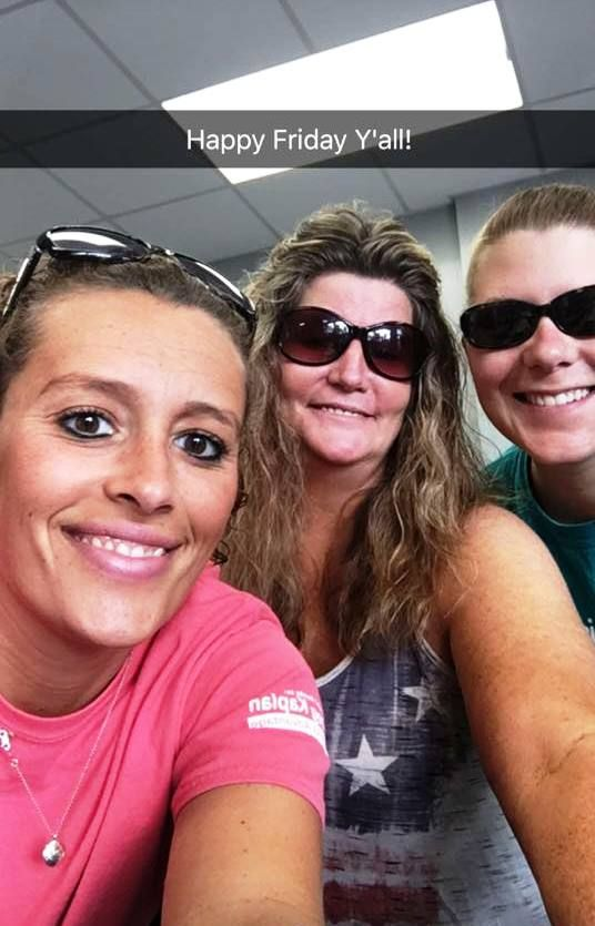 Happy Friday, from the Ladies in our Service Department