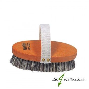 Wellfit Massagebürste für den Körper