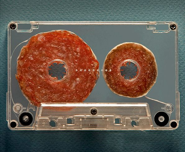 Absolutely Ace: Food and objects come together in Dan Cretu's bonkers, brilliant work