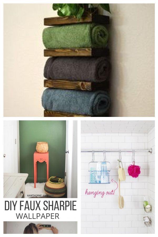 Rustic Four Tier Bathroom Shelf Bath Towel Rack Hotel Style Bathroom Towel Rack Ideas Hotel Hotel Bathroom Tow In 2020 Towel Rack Bath Towel Racks Bathroom Shelves