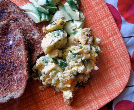 how to make great scrambled eggs