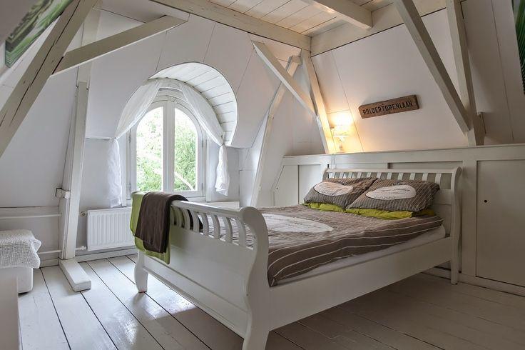 slaapkamer 1 zolder