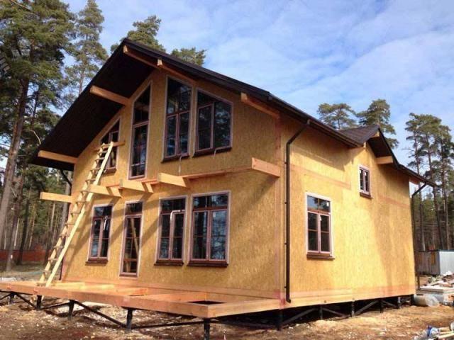100 négyzetméteres, szigetelt ház mindössze 1 millió forintból! Hazánkban is már!