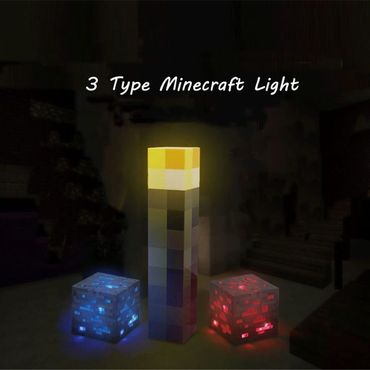 how to make a minecraft lamp