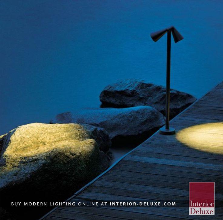 84 best outdoor lighting inspiration images on pinterest exterior belvedere spot double outdoor light flos shop online httpinterior mozeypictures Gallery