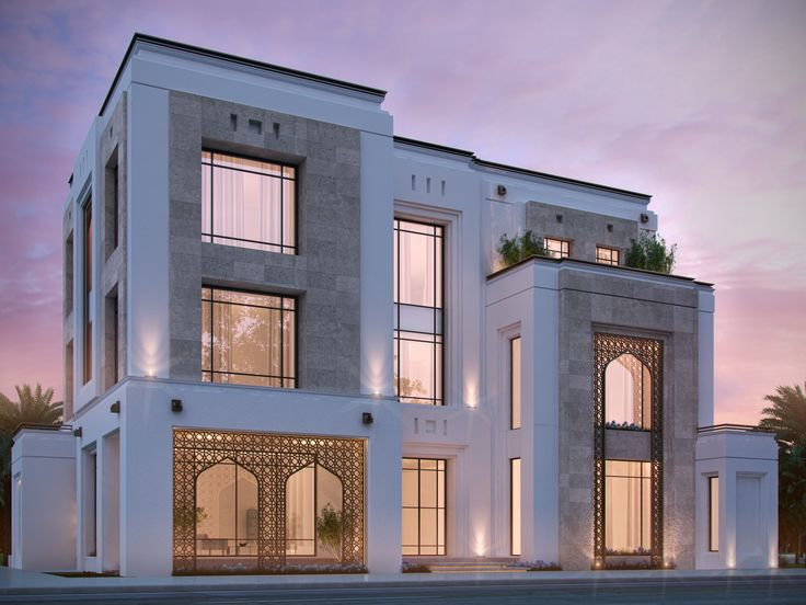 47 best ARABIC EXTERIOR DESIGN images on Pinterest | Exterior design ...
