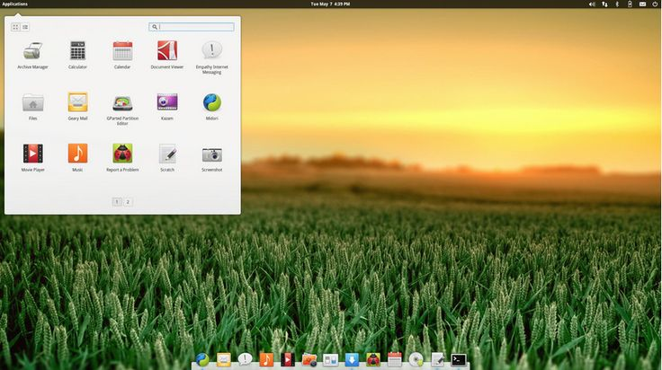 Download The Most Beautiful Linux Distribution in the World, Elementary OS