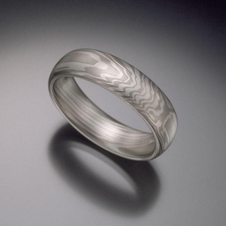 Italian wedding rings bride and groom
