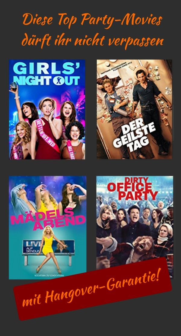 Top Komödien zum Jahreswechsel - Hangover garantiert! Diese Filme dürft ihr nicht verpassen, tolle Komödien zum Ablachen. #Film #Komödie #Schweighöfer