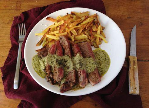 La vraie recette de la sauce de l′entrecôte !!