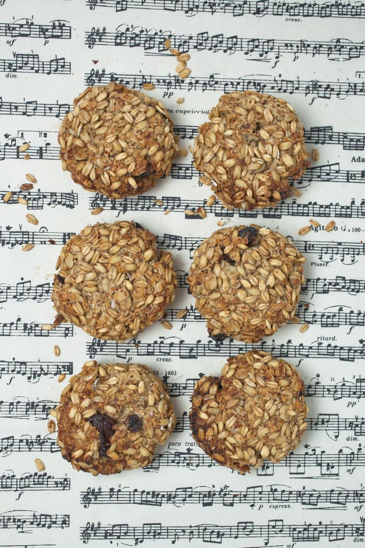 Apple + Cinnamon Breakfast Cookie : The Healthy Chef – Teresa Cutter