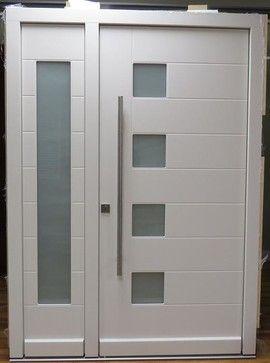 White Exterior Door 126 best modern/contemporary front doors images on pinterest
