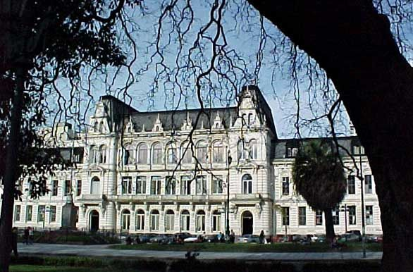 Palacio Pizzurno,Buenos Aires, Argentina