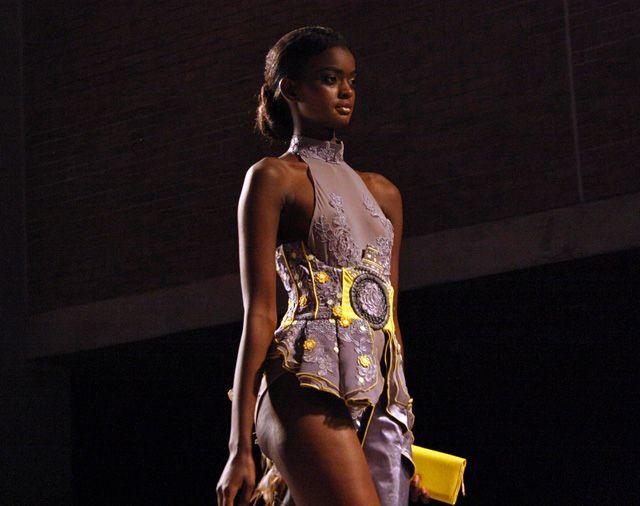 #bodysuit #embellished #fashion #fashionshow #inspiration