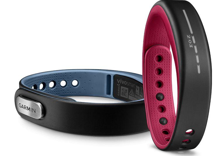 Garmin Vivofit Smart Fitness Band Sports & Outdoors - Women's Running Gadgets - http://amzn.to/2kLC1Vf