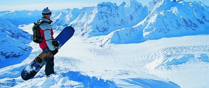 Cordillera de Los Andes Chile