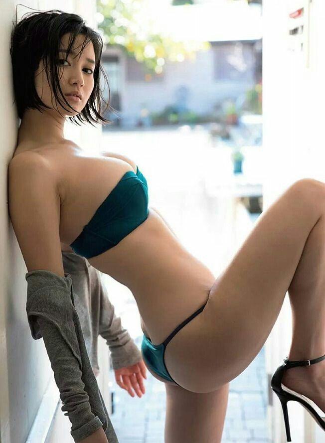 Woman POV asian bikini