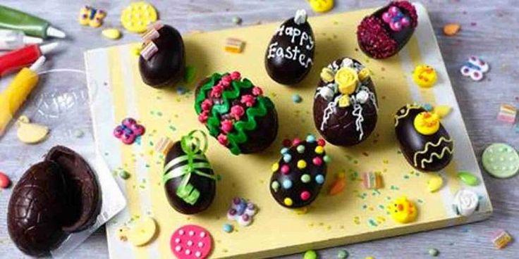 Resep Kue Cokelat Telur Paskah