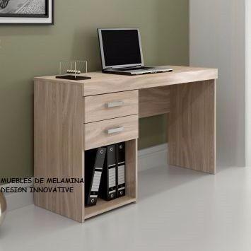 escritorio moderno de melamina - Buscar con Google