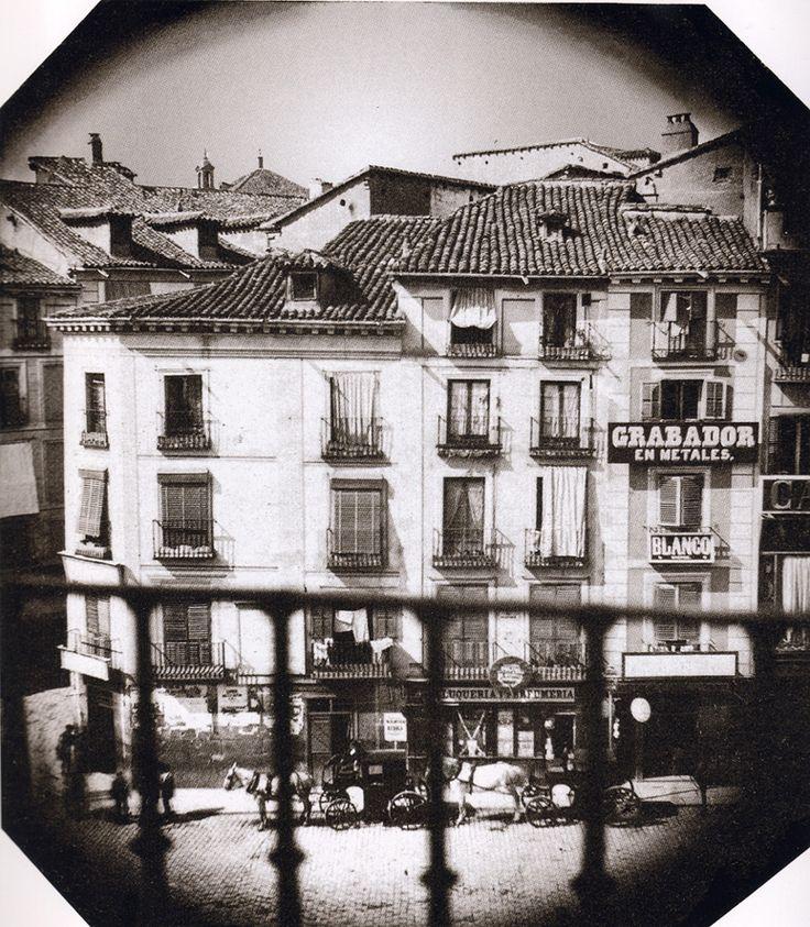 Puerta del Sol, 1855