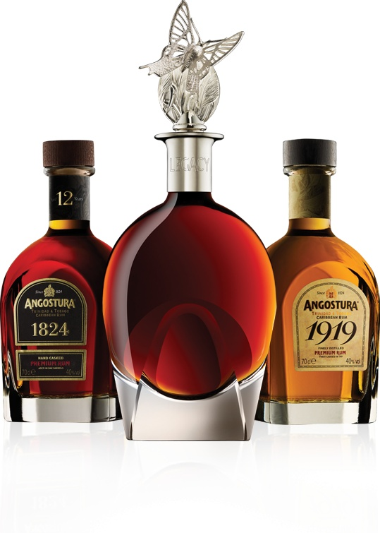 Angostura Trinidad Rum To commemorate the 50th anniversary of Trinidad & Tabago's independence, rum producer Angostura have created the world's most expensive rum called 'Legacy by Angostura'. Only 20 bottes will be made available at €20,000 each