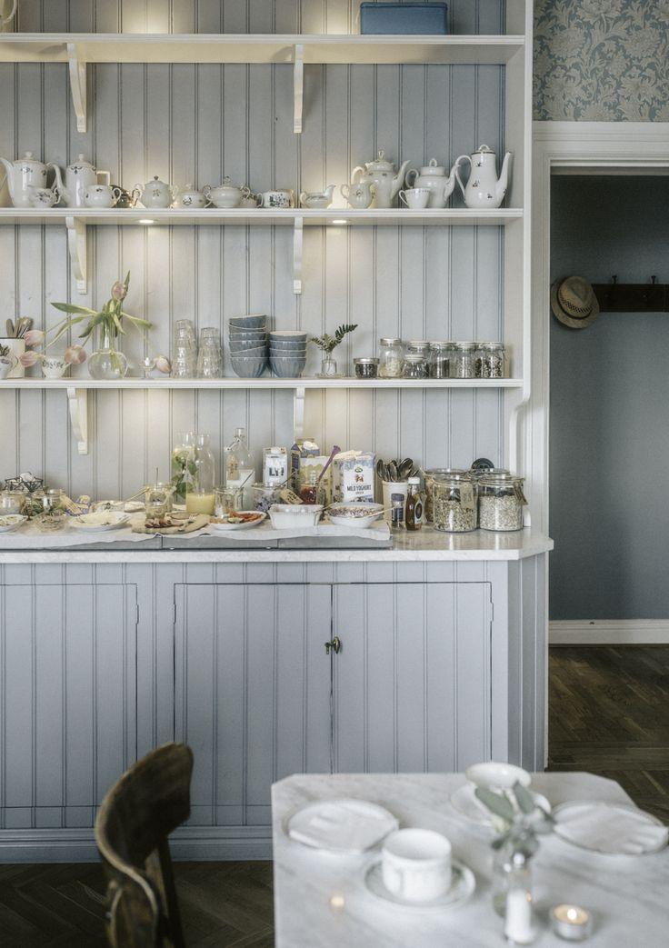 Bygga köksskåp till matrummet?