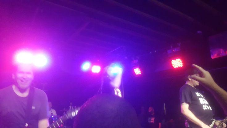 D.R.I at the Velvet Underground in Toronto July 2017