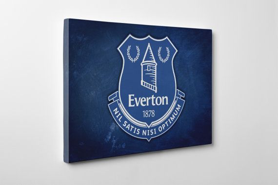 Everton Canvas and Print Handmade Wall Art by CanvasSpecialists