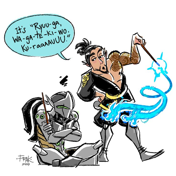 IS HANZO MAGIC?! Well are the Shimada brothers magical? I play A LOT of Overwatch, and I've been wondering about this for MONTHS!! These two seem to be the only one who I can't tie their abilities to science or technology. All the other...