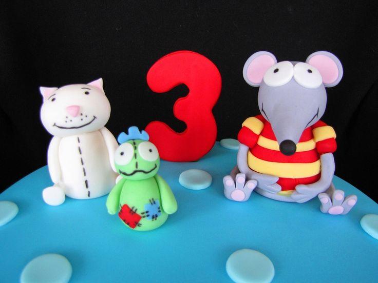 Toopy & Binoo — Children's Birthday Cakes