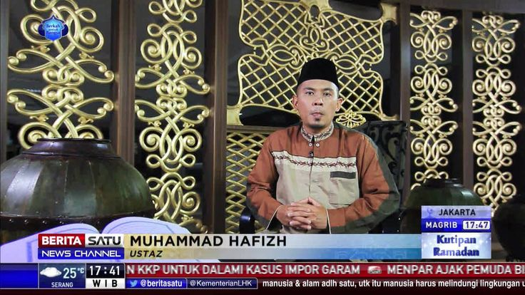 "Kutipan ramadan hari ini bertemakan ""Iman dan Tawakal"" bersama Ustaz Muhammad Hafidz yang dipersembahkan oleh Maktour Umroh Haji"