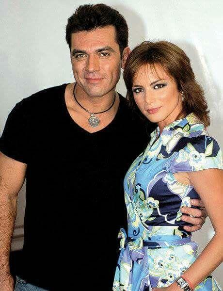 Jorge Salinas e Silvia Navarro