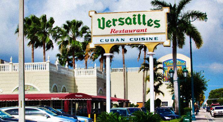 Versailles Restaurant - Miami - The World's Most Famous Cuban Restaurant.  The best Cuban Food!