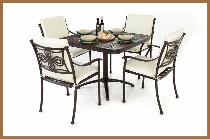 square 4 seater cast aluminium garden furniture set.jpg (1800×1200)