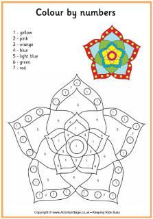All About Rangoli, and Rangoli Crafts For Kids