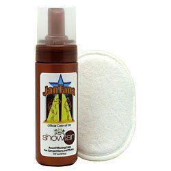 Jan Tana Show Tan by Jan Tana. $31.99. Accessories. Tanning Products. Celina. TX 75009. Show Tan. Show Tan. Award Winning Color For Competitions and Photos. The perfect tan to win a competition. Quick and Easy to apply. Dries instantly, fades evenly. Will not stain.