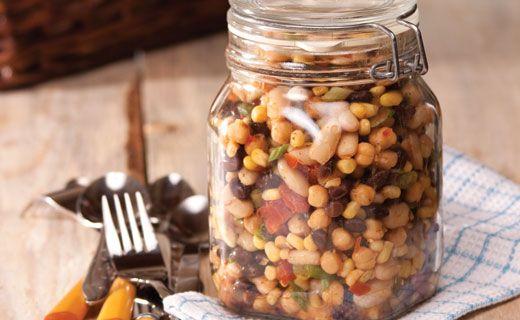 #Epicure 3 Bean Salad