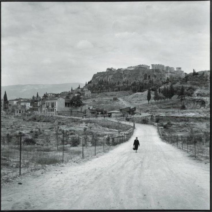 Athens. 1955. Robert McCabe