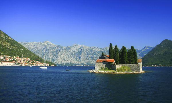 Boka Kotorská, Čierna hora